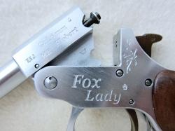 Flobert Dressler FOX LADY _011