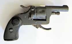 Revolver k identifikaci _B