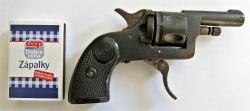 Revolver k identifikaci _D