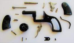 Revolver k identifikaci _E