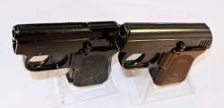 walther UP mod.2 vs mod.1 b