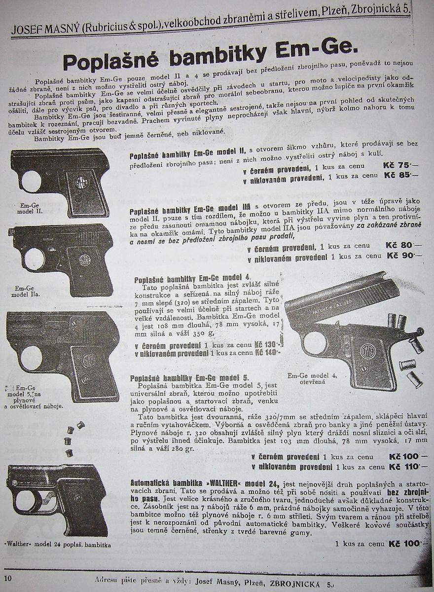 Katalog Masny 1936 a