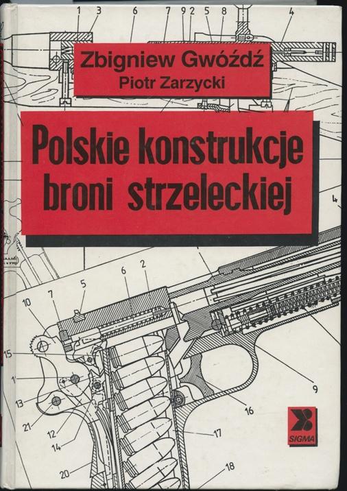 Kniha Polskie konstrukcje broni